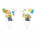Minions™-Wimpelgirlande für Kinder bunt 230 x 26 cm