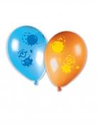 Minions™-Luftballons Dekoration 8 Stück bunt