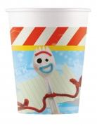 Toy Story 4™-Pappbecher 8 Stück bunt 200 ml