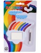Regenbogen Make-up-Set 3-teilig bunt
