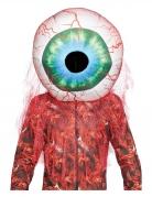 Blutiges Auge Halloween-Maske bunt
