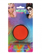 Make-up auf Wasserbasis 2-teilig orangefarben 12 g