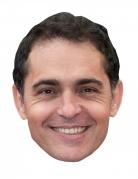 Pedro Alonso-Pappmaske Bankräuber-Maske beige