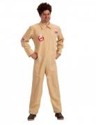 Geisterjäger-Kostüm für Herren Halloweenkostüm beige