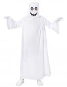 Geisterkostüm für Kinder Halloweenkostüm weiss