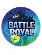 Battle Royal Partyteller 8 Stück bunt 23 cm