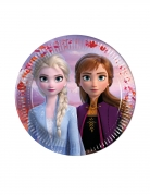 Frozen 2™-Teller klein Partydeko bunt 16 cm