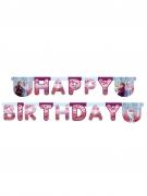 Frozen 2™-Geburtstagsgirlande Happy Birthday Partydeko bunt 200x16 cm
