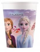 Frozen 2™-Partybecher 8 Stück bunt 200 ml
