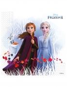Frozen 2™-Servietten 20 Stück bunt 33 x 33 cm
