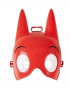 SamSam™-Lizenzmaske für Kinder rot-schwarz