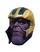 Thanos™-Maske Faschingsmaske Avengers™ violett-gold