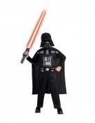 Darth Vader™-Kostüm für Kinder Kostüm-Koffer Deluxe Star Wars™ schwarz