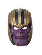 Thanos™-Maske für Kinder Avengers Endgame™ Faschingsmaske violett-gold