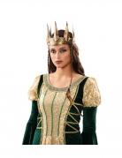 Mittelalterliche Krone für Damen goldfarben