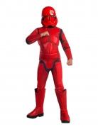 Deluxe Sith Trooper™-Kostüm für Jungen Star Wars™ rot-schwarz