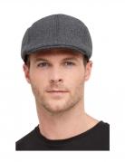 Schicke Baskenmütze für Erwachsene 20er grau