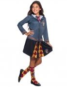 Harry-Potter™-Kostüm Gryffindor-Uniform für Mädchen