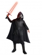 Luxus Kylo Ren™-Kinderkostüm Star Wars IX™ schwarz-grau