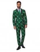 Mr. Shamrock-Kostüm für Herren Opposuits™ St. Patrick