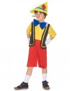 Lügner-Puppe Kinderkostüm für Jungen bunt
