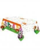44 Cats™-Tischdecke Kindergeburtstag-Partydeko bunt 180x120 cm