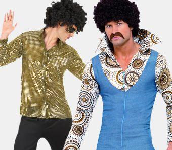 70er-Jahre Kostüme für Herren
