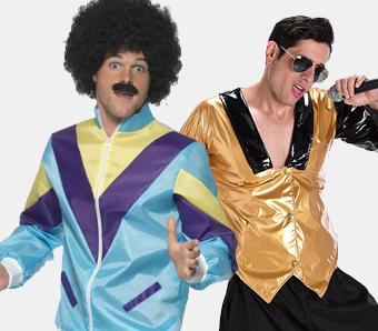 80er-Kostüme für Herren