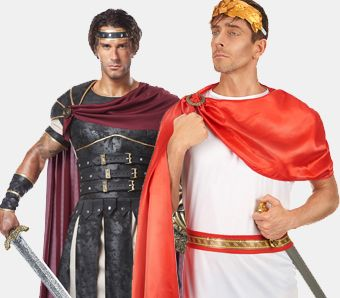 Antike Kostüme für Herren