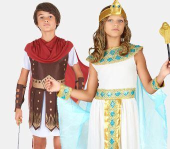 Antike Kostüme für Kinder