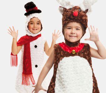 Babykostüme für Weihnachten