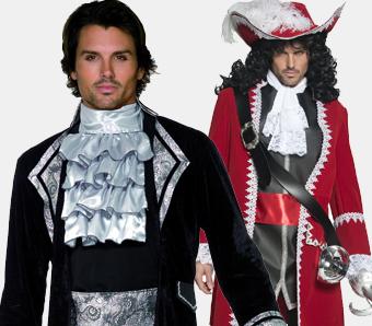 Barock-Kostüme für Herren