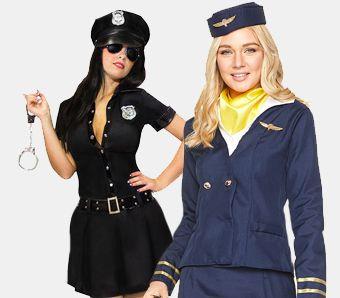 Berufe Kostüme für Damen