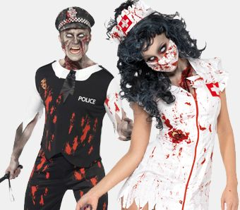 Berufe Kostüme für Halloween