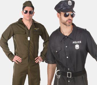 Berufe Kostüme für Herren