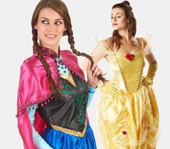 Disney-Kostüme für Damen