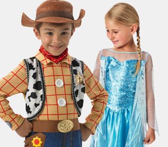 Disney-Kostüme für Kinder