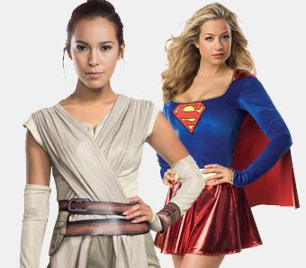 Film-Kostüme für Damen