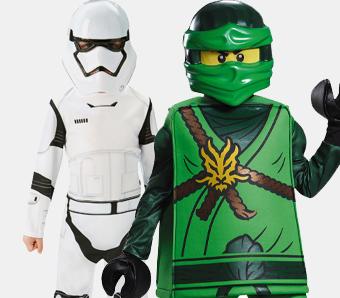 Film-Kostüme für Jungen