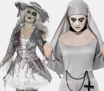 Gespenst-Kostüme für Damen