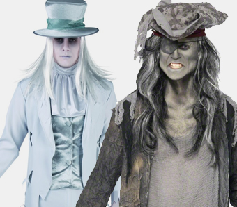 Gespenst-Kostüme für Herren