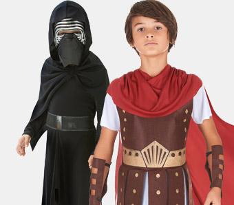 Günstige Jungen-Kostüme