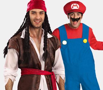 Günstige Kostüme für Herren