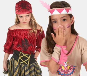 Günstige Mädchen-Kostüme