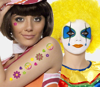 Günstiges Make-up
