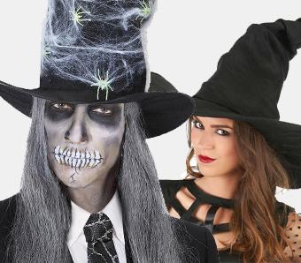 Halloween-Hüte