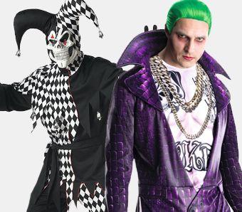 Halloween Kostüme für Herren