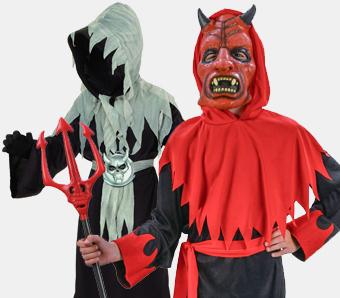 Halloween-Kostüme für Jungen