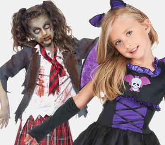 Halloween-Kostüme für Mädchen