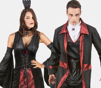 Halloween Kostüme für Paare